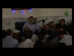 جلسات مشهد حاج منصور در ماه رجب 1393