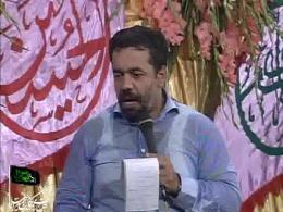 حاج محمود کریمی -شعر میلاد امام حسین 1392