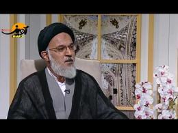 نور نبی اکرم به هر قلبی آمد به آرامش می رسد - سمت خدا