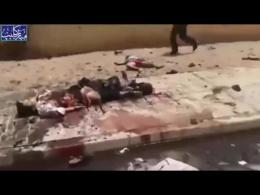 کشتار مردم در موصل توسط گروهک تروریستی داعش (+۱۸)