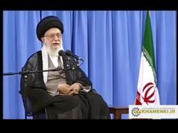 دیدار خانوادههای شهدای هفتم تیر و شهر تهران