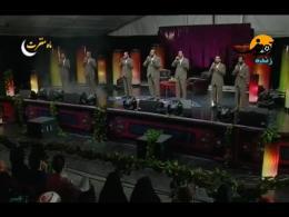 ماه مهمانی خدا - گروه همخوانی و مدیحه سرایی طوبی