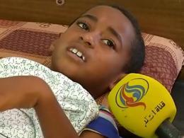 کودکان فلسطینی در ICU