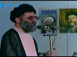 پیام تاریخی امام خمینی از زبان امام خامنه ای در نماز جمعه