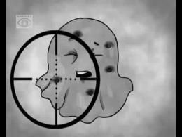 انیمیشن گورستان توافق های امریکایی!
