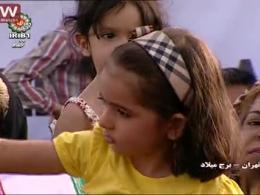 شعرخوانی زیبای کودک 6 ساله برای بچه های غزّه
