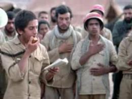 کلیپ دیدنی با صدای حاج محمود کریمی برای دفاع مقدس