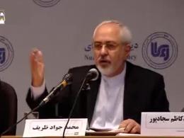 دیپلماسی هسته ای از زبان ظریف