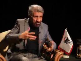 دعوت حاج صادق آهنگران از مردم برای شرکت در جشنواره عمار