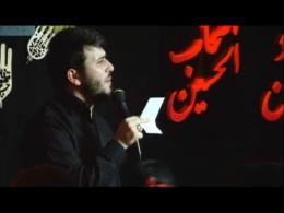 شب پنجم محرم 93 با مداحی حاج مهدی اخوان