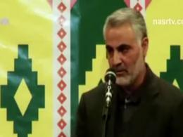 سخرانی سردار حاج قاسم سلیمانی در مورد عملیات کربلای 5