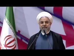 واکنش جالب بازیکن تیم بسکتبال به سوتی کلامی آقای روحانی!