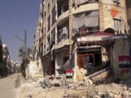 مستند حلب، استقامت تا پیروزی