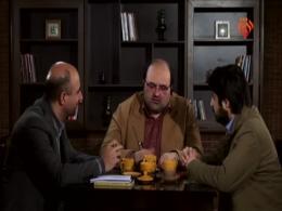 مستند فیروزه - علی محمد مودب - شاعر