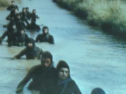 صوت | خاطره دکتررحیم پور ازغدی  از شهید حمید رحیم پور ازغدی ازشهدای غواص کربلای ۴