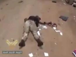 کشته های مسلحین ارتش آزاد سوریه در استان درعا