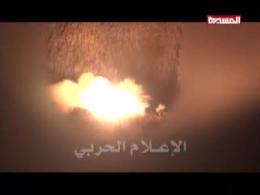 شلیک موشک اسکاد به پایگاه السلیل سعودی