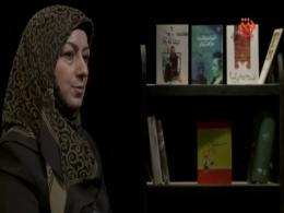 مستند فیروزه - فعالیت های ادبی و نویسندگی زهرا زوریان