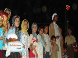مستند سفیران هدایت - فعالیت های تبلیغی حجت الاسلام مرتضی باقریان