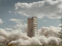 تخریب  ناموفق برج های بزرگ جهان