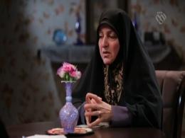 مستند نیمه پنهان ماه - همسر شهید مجید شهریاری