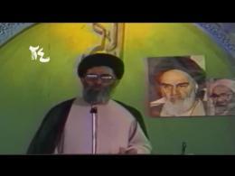 روضه رهبری برای حضرت علی اصغر علیه السلام