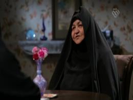 مستند نیمه پنهان ماه -  همسر شهید محمد حسن نظرنژاد