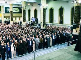 صوت بیانات مقام معظم رهبری در دیدار دانشآموزان و دانشجویان 12 آبان 94