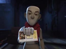 انیمیشن کوتاه Navidad 2015