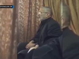 روضهخوانی حاج منصور در نجف اشرف