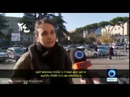 پاسخ جوانان ایتالیایی به نامه رهبر انقلاب