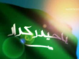 رجزخوانی حاج مهدی سلحشور درباره آل سعود