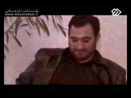 شهید علیرضا ستاری در فتنه 88