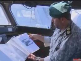 لحظه دستگیری تفنگداران آمریکایی توسط نیروی دریایی سپاه پاسداران