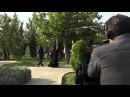 پشت صحنه فیلم بادیگارد