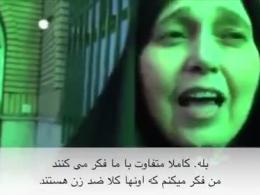 باز پخش اظهارات وقیحانه و جنجالی پروانه سلحشوری نمایده اصلاح طلبان امید!