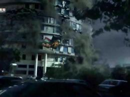 تصاویر باورنکردنی از زلزله در تهران | «رسوایی 2»