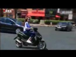 زنان موتورسوار مراکشی