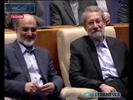 شوخی های پورمحمدی در روز تودیع سرافراز