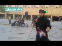 جلاد بی رحم داعش در خرمشهر!!