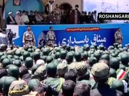 نفوذ راه ضربه ی دشمن به ایران اسلامی
