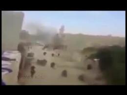 فرار دسته جمعی داعشیها از فلوجه عراق