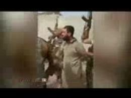لحظهی دستگیری یکی از مخوف ترین افراد گروه تروریستی داعش