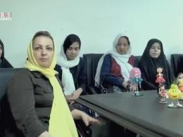 «نه» به کالای خارجی/ زنانی که در خانه کار اقتصادی میکنند