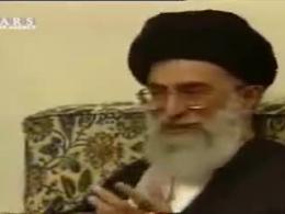 خاطره رهبر انقلاب از انفجار بمب در مسجد ابوذر|  خودم را در مرز عالم برزخ دیدم