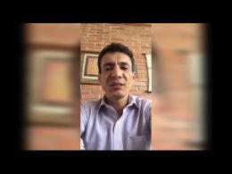 پیام فارسی روبرتو زامورا برای مردم ایران