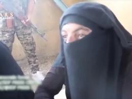 دستگیری داعشیها با لباس زنانه