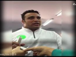 مصاحبه داغ احسان حدادی بعد حذف از المپیک ریو