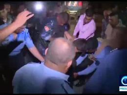 دستگیری کودک انتحاری در کرکوک