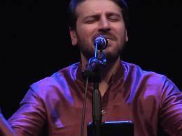 سامی یوسف - اجرای زنده ترانه «مست قلندر»